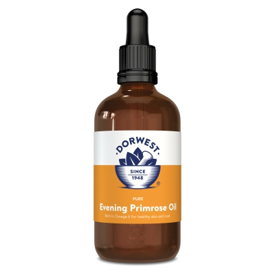 Evening Primrose Oil Liquid For Dogs And Cats - 100ml