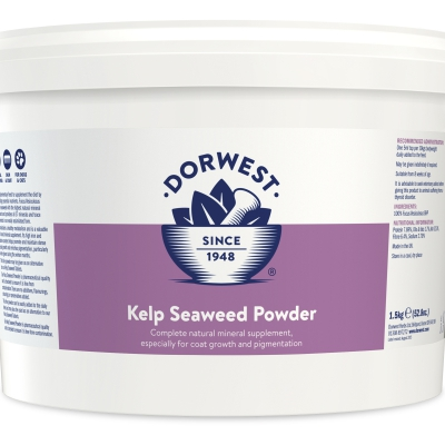 Kelp Seaweed Powder For Dogs And Cats - 1.5KG