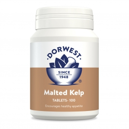 Malted Kelp Tablets For Dogs And Cats
