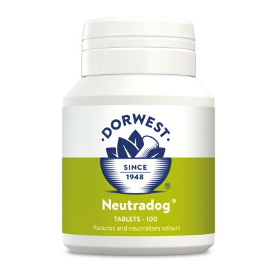 Neutradog Tablets For Dogs And Cats - 100 Size