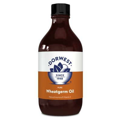 Wheatgerm Oil Liquid For Dogs And Cats - 500ml