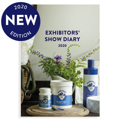 Show Exhibitors Diary 2020