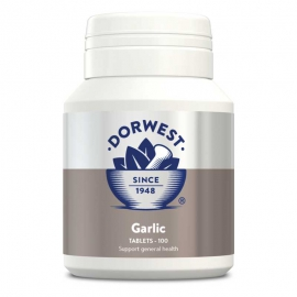 Garlic Tablets For Dogs And Cats