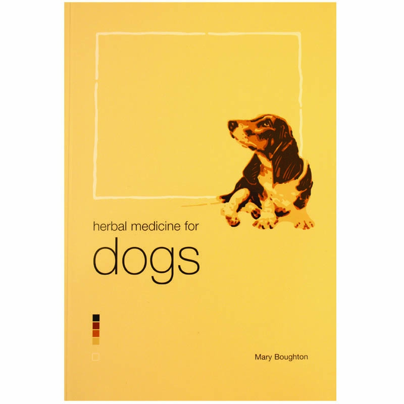Herbal Medicine For Dogs By Mary Boughton