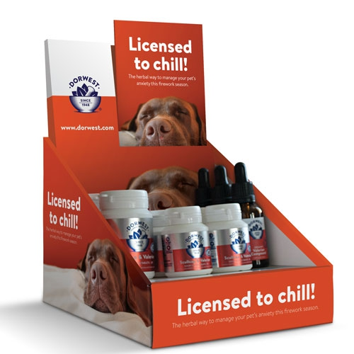 Licensed To Chill - Trade Product Pack