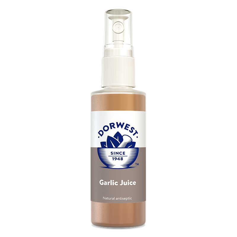 Garlic Juice For Dogs And Cats - 125ml
