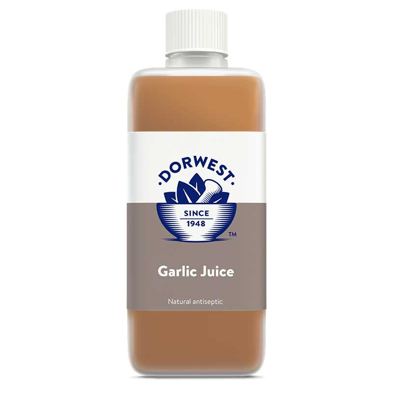 Garlic Juice For Dogs And Cats - 500ml