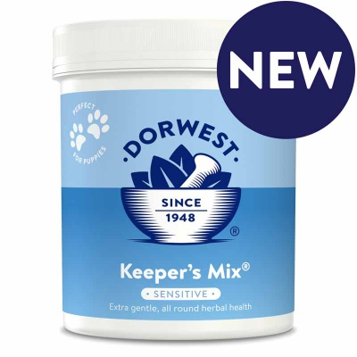 Keeper`s Mix Sensitive For Dogs And Cats