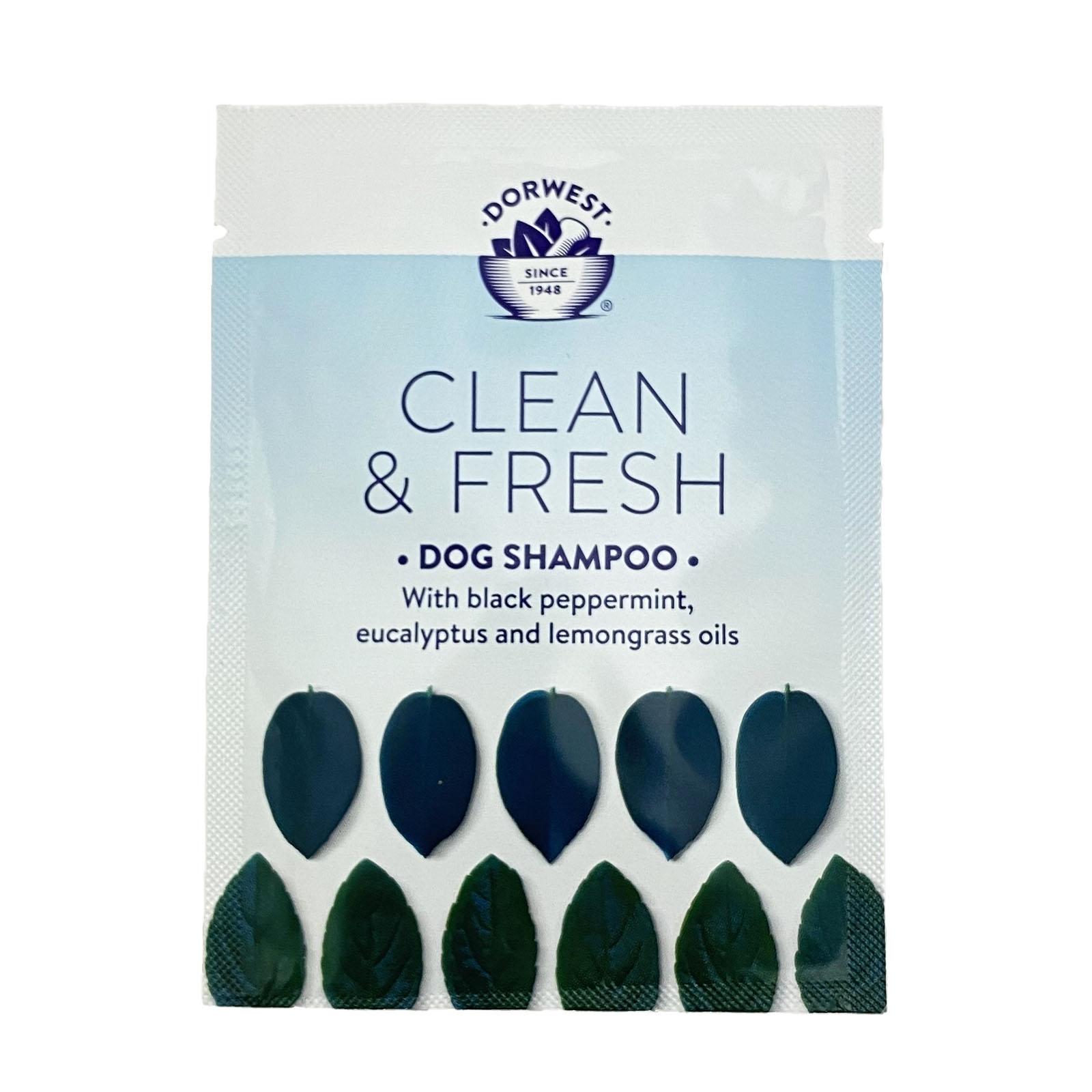 Clean & Fresh Shampoo - 30ml Sample