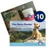 Tree Barks Powder Postcards - 10 Pack