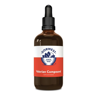 Valerian Compound For Dogs And Cats - 100ml